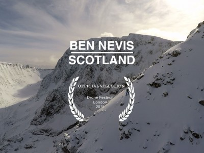 Ledge Route, Ben Nevis Film