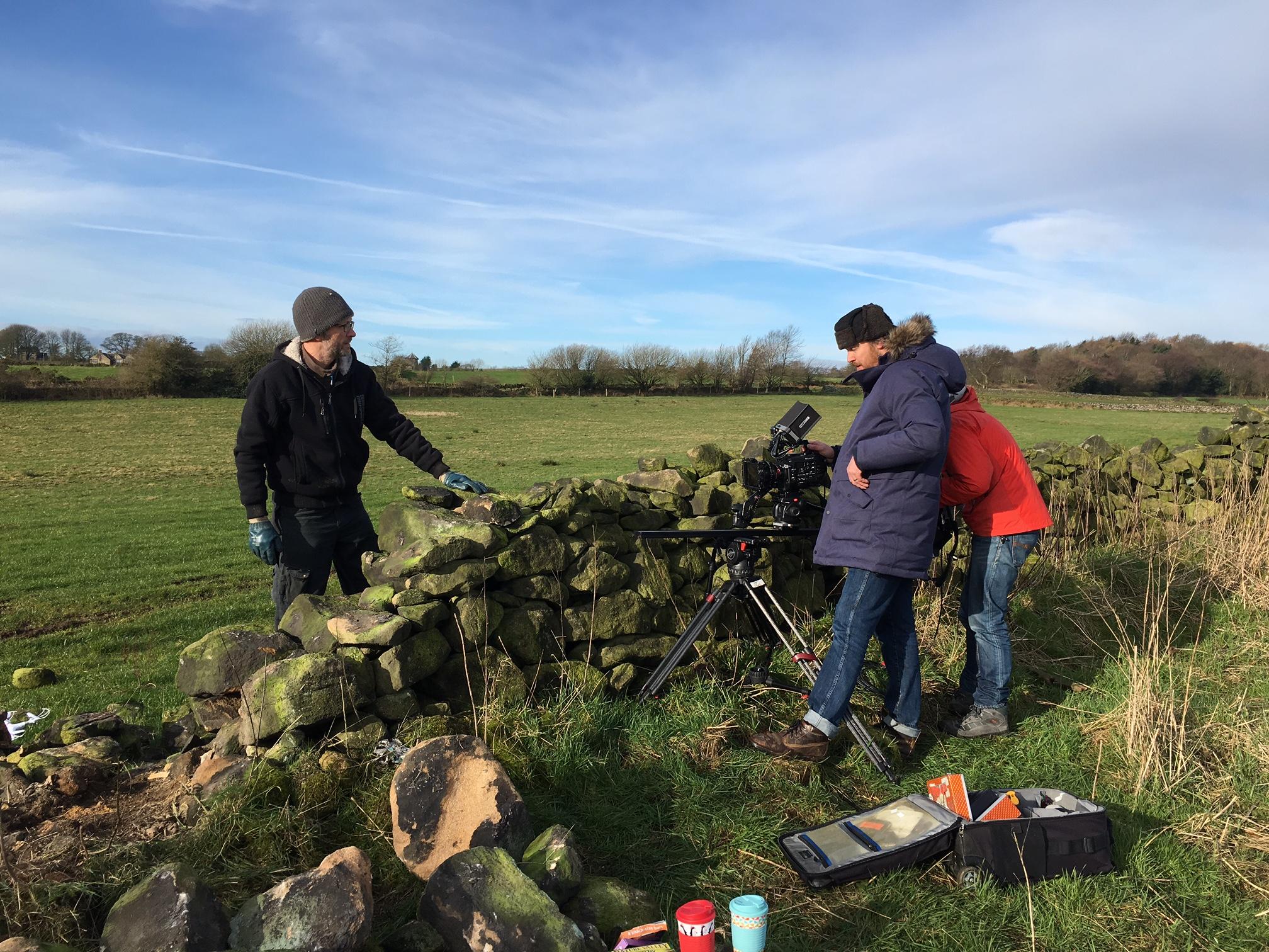Peak District Aerial Filming