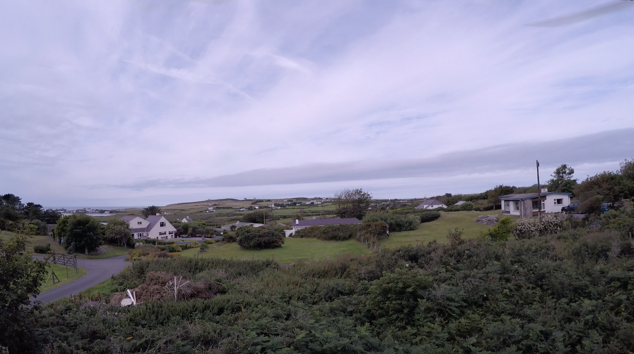 Rhoscolyn aerial photo