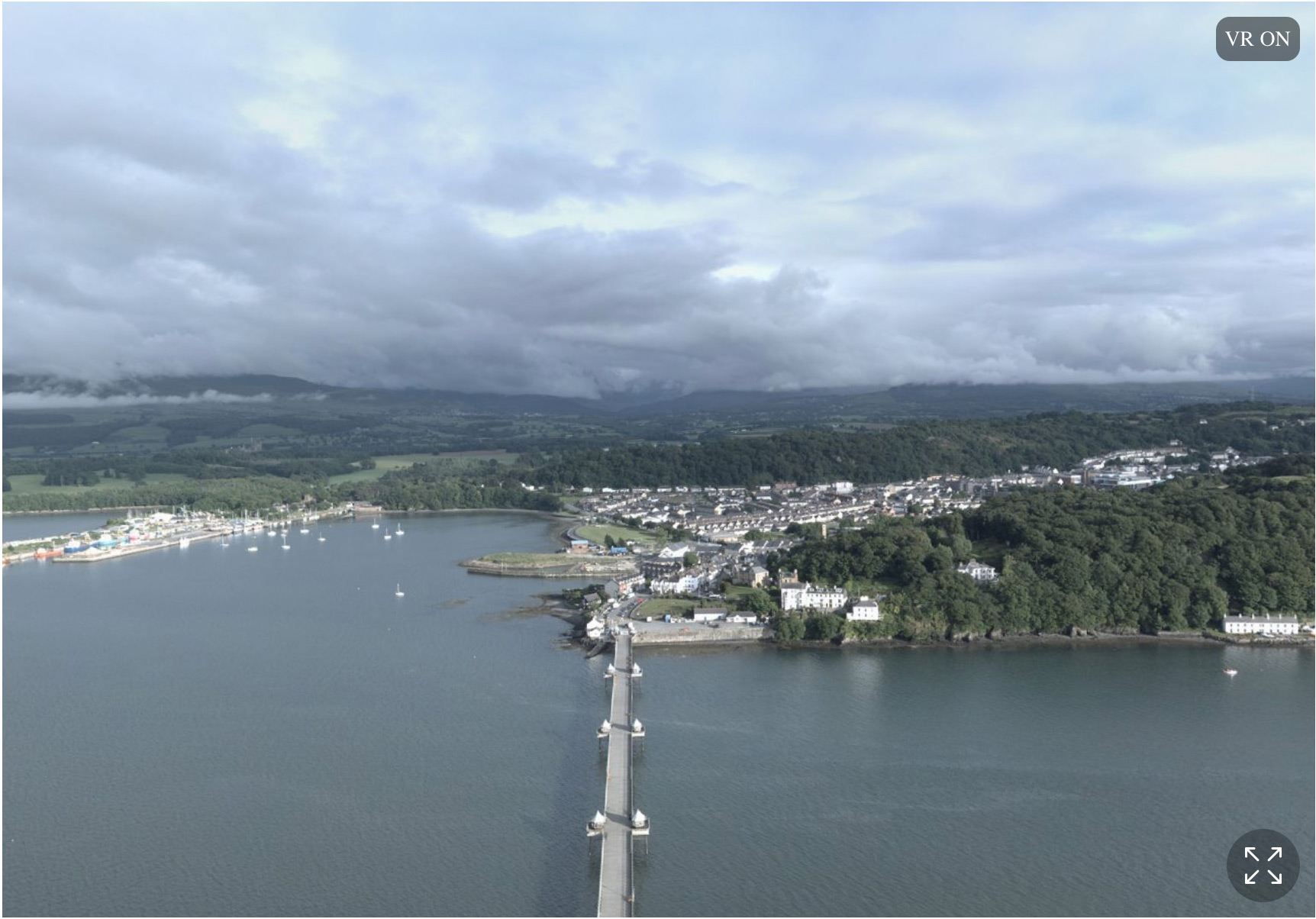 Aerial 360 Photo Bangor