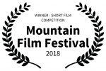 WINNER---SHORT-FILM-COMPETITION---Mountain-Film-Festival---2018-2